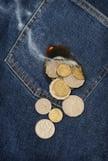 Money burning hole in pocket
