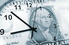 Us money clock