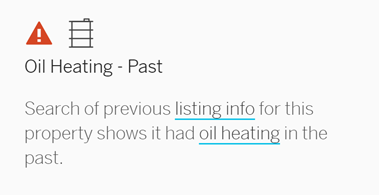 Oil Heating Past Alert