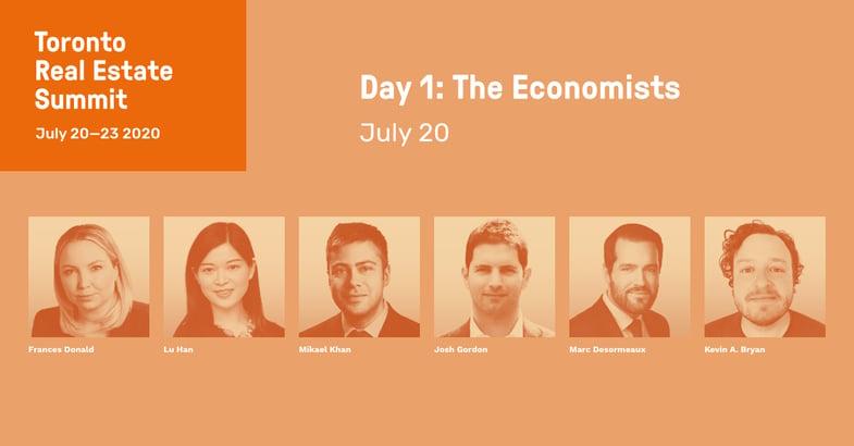 Toronto Real Estate Summit - The Economists