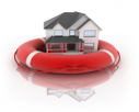 House in lifesaver image
