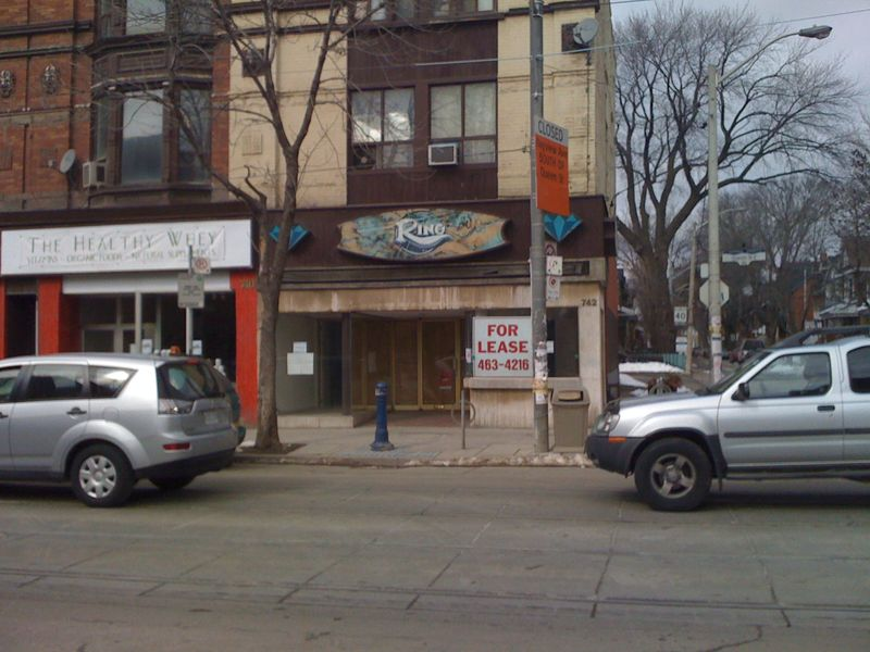Ring Audio Queen East Location for Rent