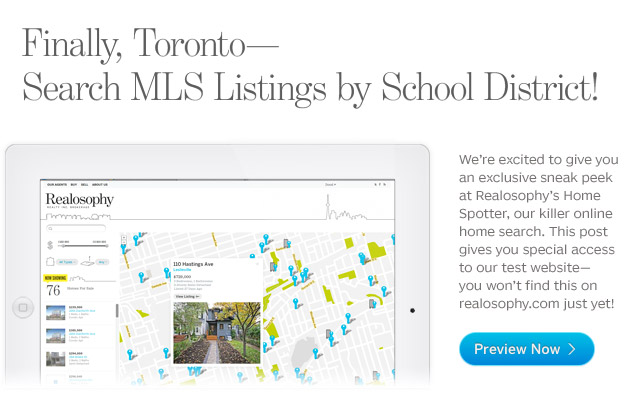 Preview Realosophy's Online Home Search