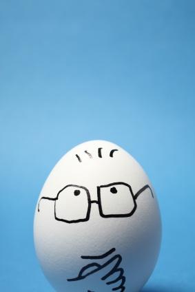 Egg thinker
