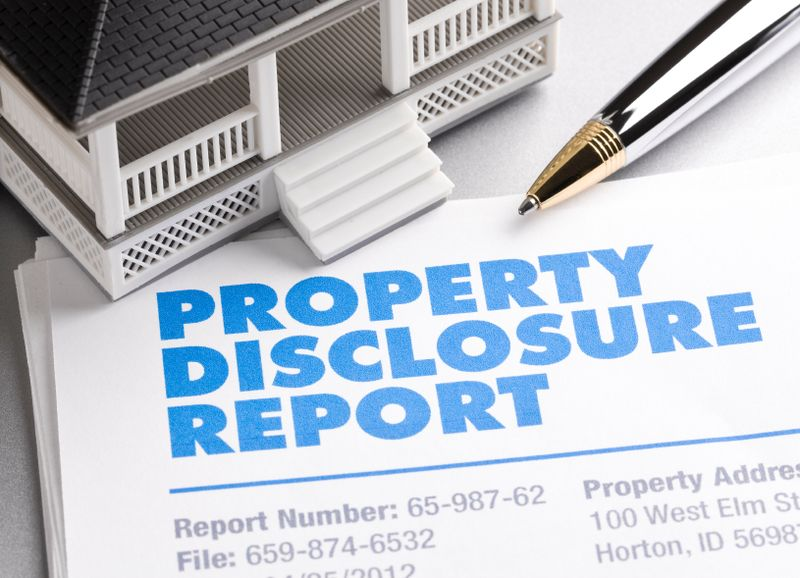 Property Disclosure