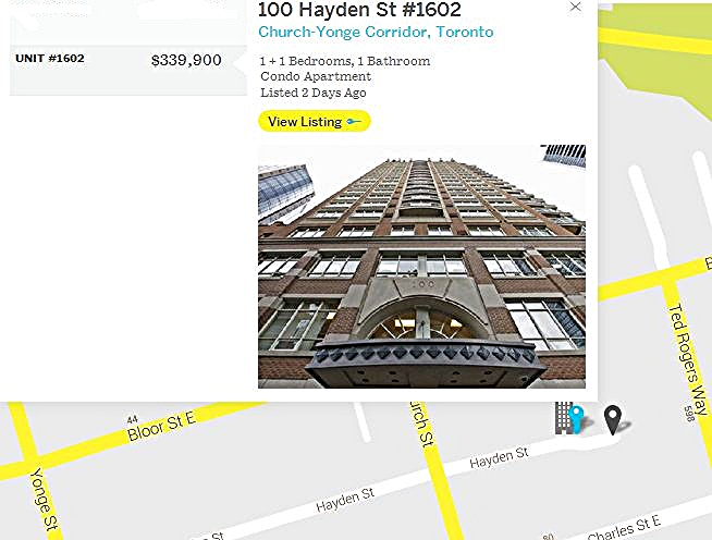 100 Hayden St #1602 - Homespotter Image