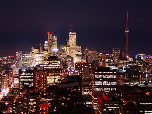 Toronto_Summer_Night