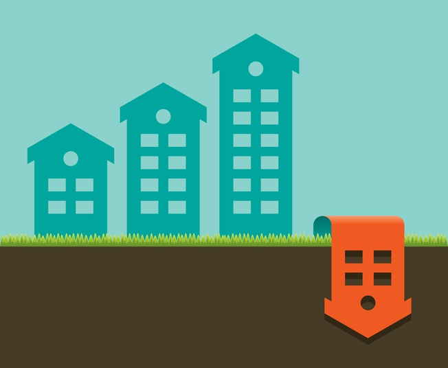 Falling Real Estate Prices