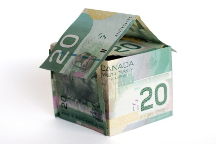 Canadian money house