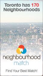 Toronto Neighbourhood Match