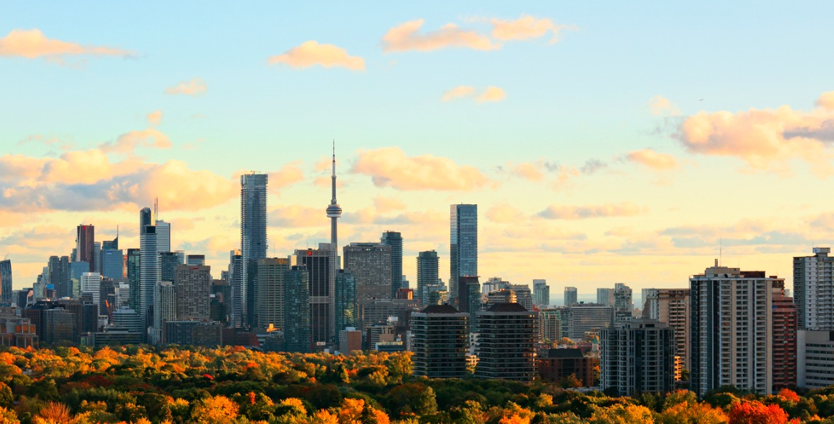 Move Smartly Toronto Area Real Estate Market Report: October 2021